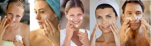Creminhos são úteis e agradáveis para deixar a sua pele de adolescente mais bonita!
