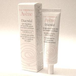 Diacneal da Avéne é um dos dermocosméticos que contém Ácido Glicólico na sua composição.