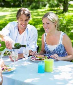 Comer bem com prazer é o segredo pra manter o peso para sempre.