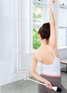 Ginástica ainda é o meio mais eficiente de prevenção contra o medo de dar tchauzinho!