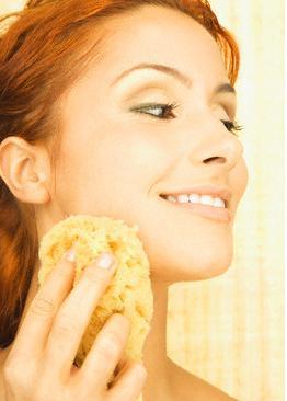 Uma boa esponja ajuda a eliminar a sujeira mais resistente!