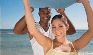 Menos machucados e mais protetor solar é a fórmula para levantar os braços sem medo no verão!